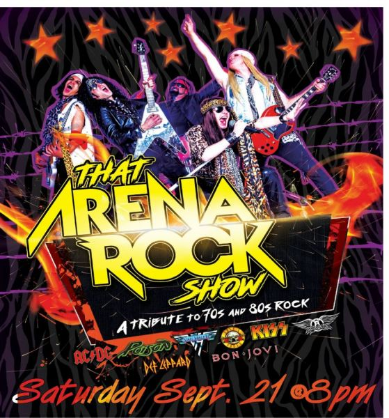 That Arena Rock Show