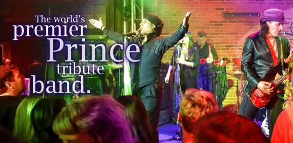 Chase & Ovation~the world's premier tribute to the music of PRINCE! !