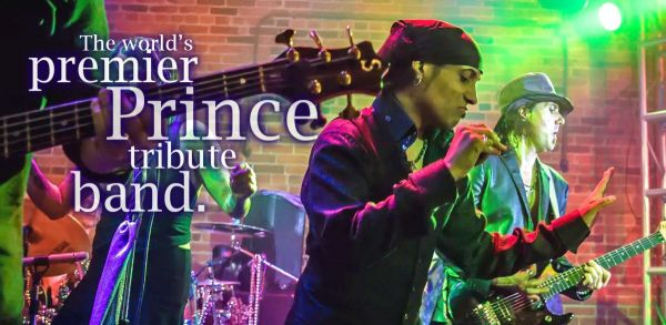 Chase & Ovation~the world's premier tribute to the music of PRINCE!