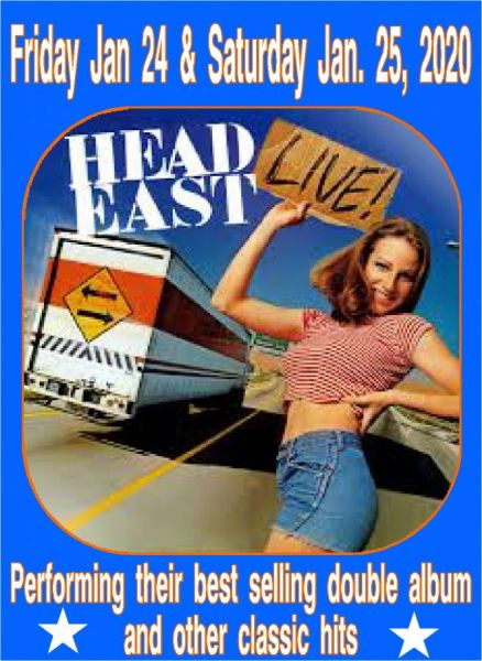 HEAD EAST -- Live ReSpin