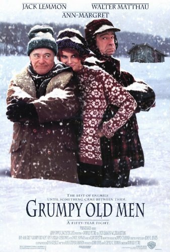 Grumpy Old Men ($2 Tuesday Movie)