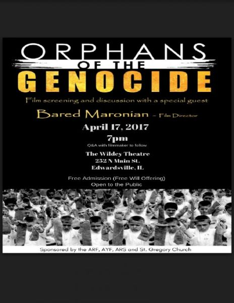 Orphans of The Genocide (Free Screening)
