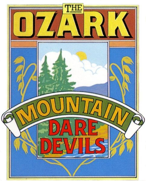 Ozark Mountain Daredevils