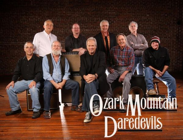 Ozark Mountain Daredevils - SOLD OUT