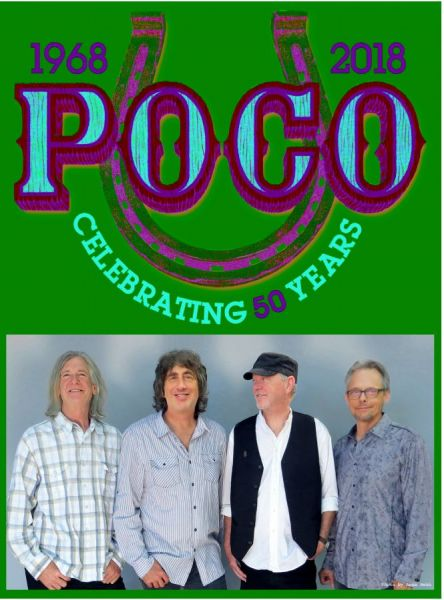 POCO - Celebrating 50 years
