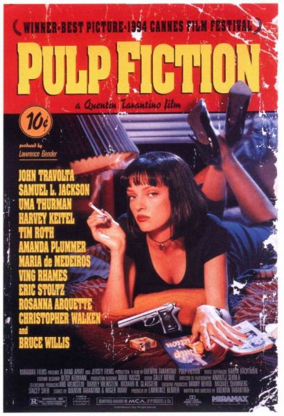 Late Night Wildey: Pulp Fiction