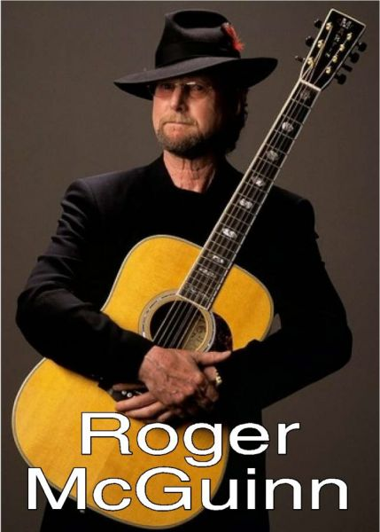 An evening with Roger McGuinn
