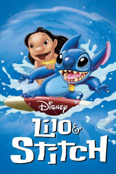 Lilo & Stitch (Spring Break Afternoon Family Movie)