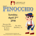 PINOCCHIO (presented by Curtain's Up Theater Company)