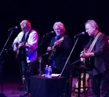 Chris Hillman & Herb Pedersen with John Jorgenson