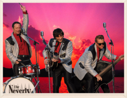THE NEVERLY BROTHERS–  Love Songs From The Golden Age Of Rock n Roll -Valentines Show-