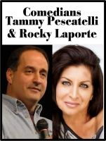 Laugh Out The Year with TAMMY PESCATELLI & ROCKY LaPORTE