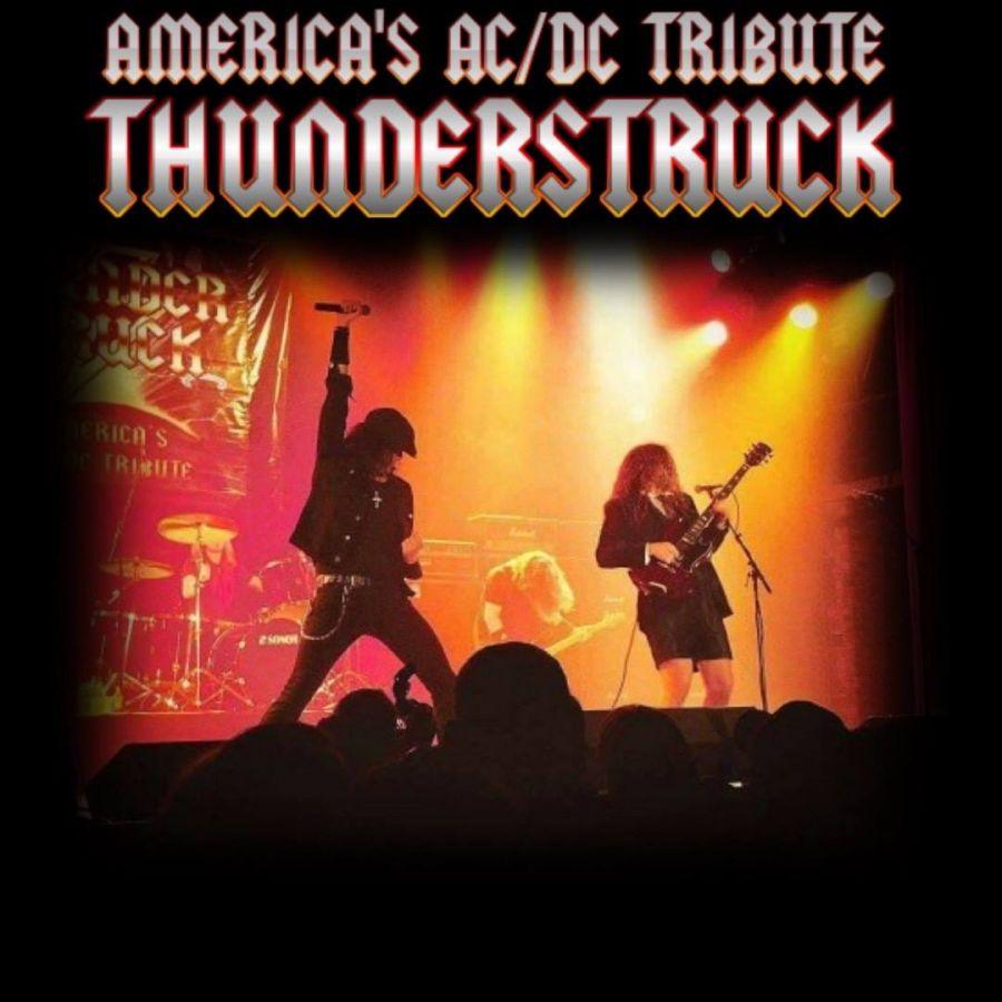 Thunderstruck: America's AC/DC Tribute - The Wildey ...